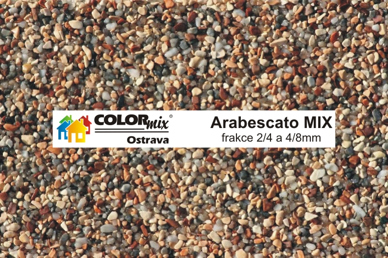Arabescato MIX